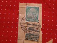 Deutsches Reich Luftpost Zeppelin1935,Mi.Nr.607,515,Lot 166