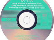 CANON BJC-2100 Setup-Software & Benutzerhandbuch / Driver CD-R - Andernach