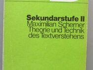 Theorie und Technik des Textverstehens. Sek. II - Münster