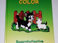 Window Color Bauernhofmotive Muster Vorlagen - Nürnberg