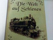 """Eisenbahn-Geschichte """"Die Welt auf Schienen"""" von 1918, - Simbach (Inn) Zentrum"""