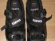 Rennrad-Schuh, Giro, EC 70, Herren, Gr. 9,5/43, gebraucht, guter Zustand - Sehnde