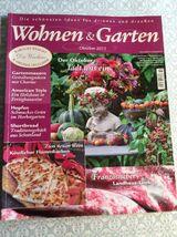 Wohnen &  Garten  Ausgabe Oktober 2013