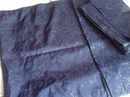 2 dunkelblaue Tischläufer mit Sternen 50x148 cm - Euskirchen