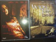 DVD Wrong Turn 1+2 - Leck