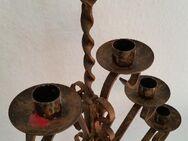 Kerzenhalter geschmiedet, sechsarmig - Bottrop