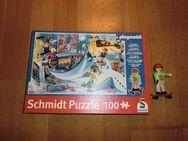 Playmobil-Puzzle inkl. Figur zu verkaufen *neu*