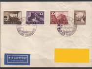 DR-Österreich,25.07.1938,Mi.Nr665+Mi:AT646-48,  Lot 291