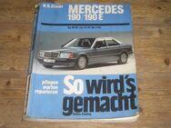 Reperaturhandbuch Mercedes 190E - Kassel Niederzwehren