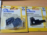 3 x  Stück Skymaster TAE F Stecker 6-polig zur Selbstmontage+ 1 x Stück TAE F 922297 (NEU) - Verden (Aller)