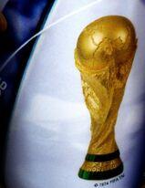 ♫ 3D Fußball Becher mit Goleo | original WM 2006 Rarität ♫