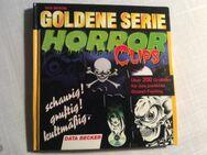 DATA BECKER  GOLDENE SERIE  HORROR CLIPS     Buch und CD-ROM - Gladbeck