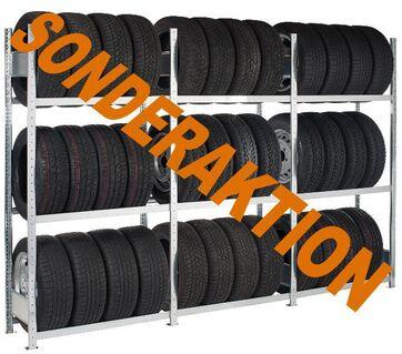 Reifenregal Fachlast 150 kg als Stecksystem NEU für Gewerbekunden - Wilhelmshaven
