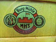 Antike Kaffeemühle Burg-Mühle / Coffee Grinder Mathias H. Schmitz ca.1950 - Zeuthen