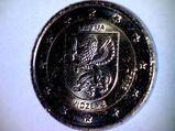 2 Euro Münze Lettland Gedenkmünze 2016 Lot 133
