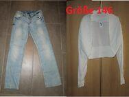 Kinderkleidung Größe 146 zu verkaufen - Walsrode