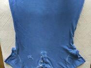 Tolles Wash Out Shirt v. ABERCROMBIE & Fitch Gr. M frisches helles Jeans Blau - Bonn