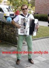 Akkordeonspieler in Bochum, Bielefeld, Beckum, Bottrop, Bramsche, NRW, NSachsen