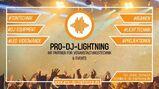 Eventtechnik mieten - Licht, Ton, Bühnen, Messe, DJ, Video Equipment