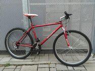 "Top! Scott Purgatory MTB, 26"" Fahrrad, dunkelrot"