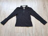 Tommy Hilfiger DENIM Damen Polo-Shirt Gr.M Longsleeve/Schwarz **Anschauen** - Köln