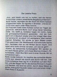 """Schöne Pferdegeschichte """"Mädchen und Pferde"""" von Harriet Buchheit in sehr gutem Zustand, Carl Habel Verlag, 320 Seiten, stammt aus 1983, ISBN: 3871792284, zum Schutz für weiteren Gebrauch schon eingebunden, 5,- € - Unterleinleiter"""