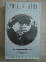 2 VHS Videos Videokassetten Laurel & Hardy Dick und Doof Stan & Ollie zusammen 4,-