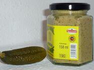 Gewürz Gurken Senf  158ml fruchtig -Spreewald - Görlitz