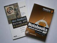 Notebooks optimal einsetzen - Vortrag und Präsentation - 2 Taschenbücher (538) - Hamburg