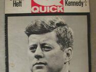 Quick Sonder-Heft - Präsident Kennedy - Nr. 48a - 25. November 1963 - Groß Gerau