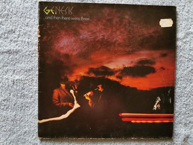 Genesis: And Then There Were Three - LP - Ilsede