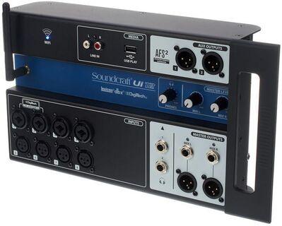 Verleih Soundcraft Ui12 12-Kanal Digitalmischpult - Wismar