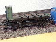 H0 Handarbeitsmodell IV K - Transportwagen - Gotha