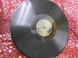 Antike Electrola Schellackplatte, Leopold Stokowski / Ungarische Rhapsodie