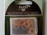 Neu! 70 Pellet Bands Pelzer F:Braun Größe:Small - Kirchheim (Teck)