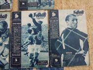 Fußball Jugend Hefte von 1951/1952 aus Nachlass. Nur komplett. - Kassel Brasselsberg