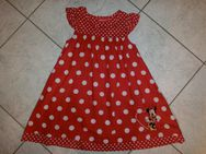 DISNEYLAND PARIS original / Kleid Minnie Maus/ 128/134/ Baumwolle - Duisburg