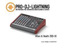 Allen & Heath ZED-10 und ZED-6 DJ Mischpult Mixer mieten - Wismar