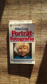 Porträt-Fotografie - Anregungen zu einem interessanten Thema fotografierter Technik. Broschierte TB-Ausgabe v. 1979. Otto Croy (Autor)