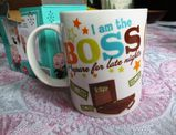 Dream Works The Boss Baby Mug Tasse Becher Kaffee NEU OVP