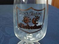 Biergläser 700 Jahre Einbecker  0,2 L  3 Stück - Kassel Brasselsberg
