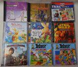 9 CDs - Hörspiele für Kinder