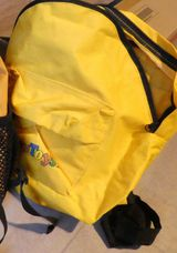 Kinder Rucksack gelb mytoys neu