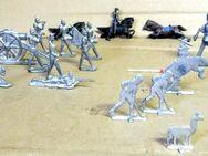 Konvolut Zinnsoldaten und Aluminiumfiguren - Dresden