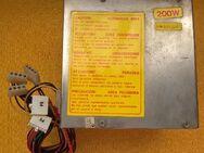 PC-Netzteil, mit 200 Watt Ausgangs-Leistung - Aachen