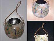Wandvase Keramik Handarbeit Wandschmuck Vintage - Nürnberg