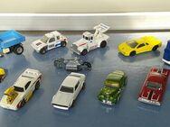 Modellautos, Spielzeugautos von Mattel, Matchbox, Siku und HotWheels - Kassel Brasselsberg