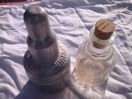 alte Pelikan Tintenflasche - Argenschwang