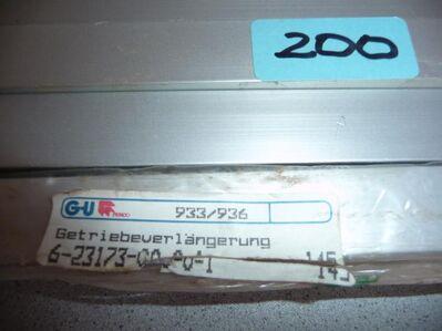 GU - Eckumlenkung für Schrägfenster,neu - Ritterhude