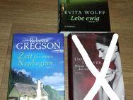 Evita Wolff-Lebe ewig HC ,Rebecca Gregson-Zeit für einen Neubeginn HC - Euskirchen